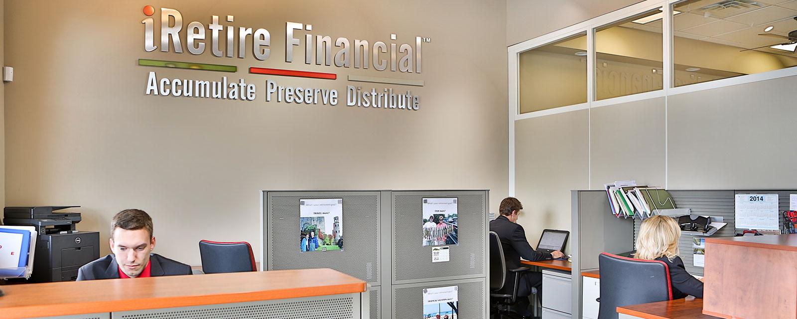 Financial Advisor Council Bluffs IA