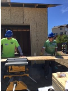 Habitat for Humanity Women Build